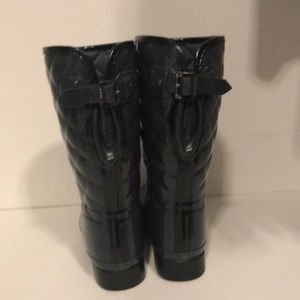 Hunter Shoes - Tall Hunter rainboots